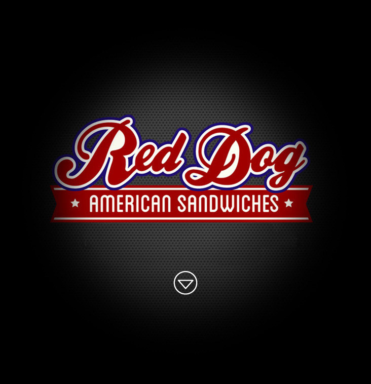 american red dog